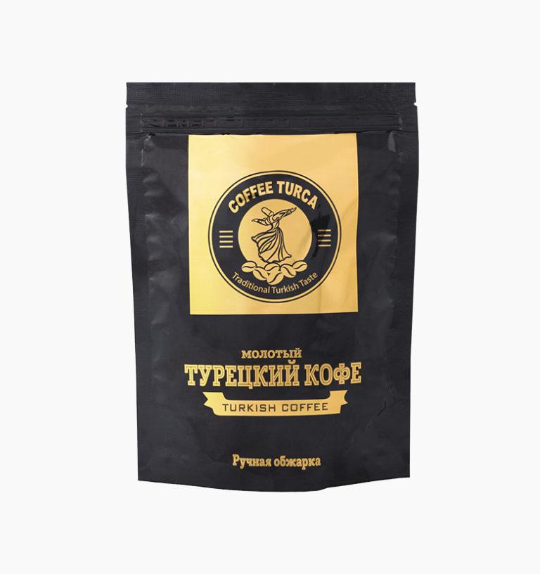 Молотый турецкий кофе «Coffee Turca»