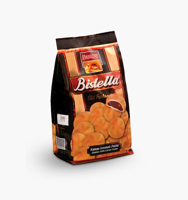 Печенье с какао-кремом Bistella