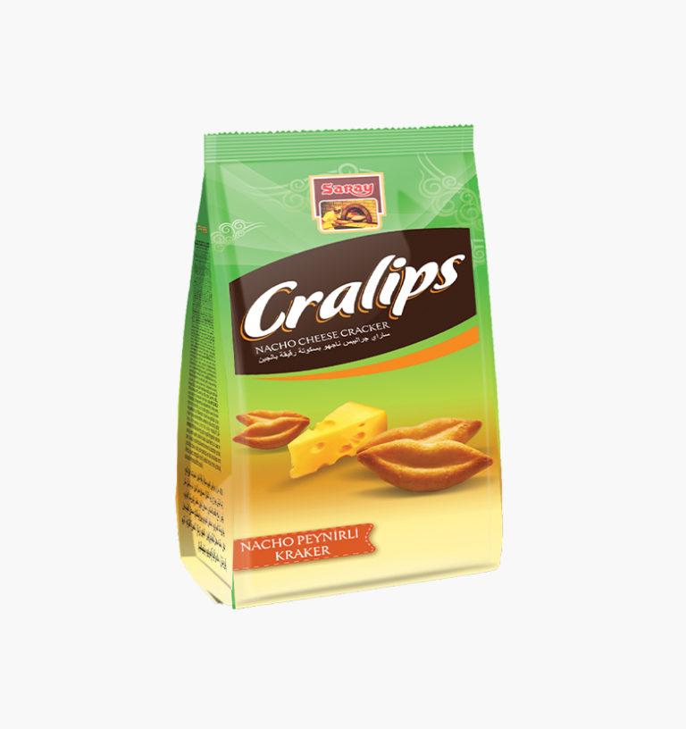 Сырный крекер Cralips Nacho
