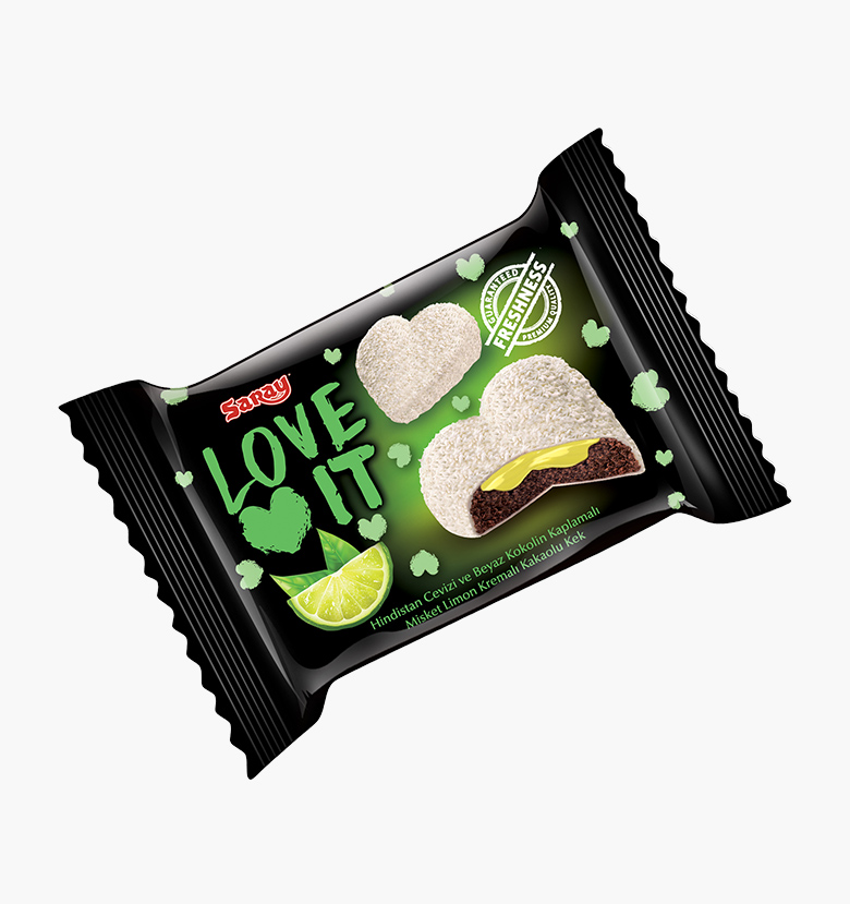 6 Love It Cake Lime 45g