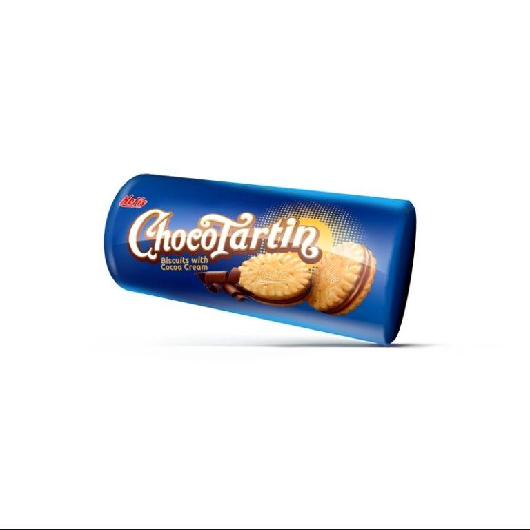 CHOCOTARTIN. Двойное печенье с кремом какао