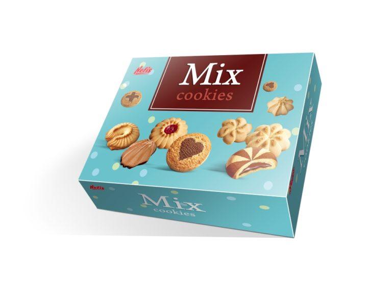 MIX COOKIES. Cдобное печенье ассорти