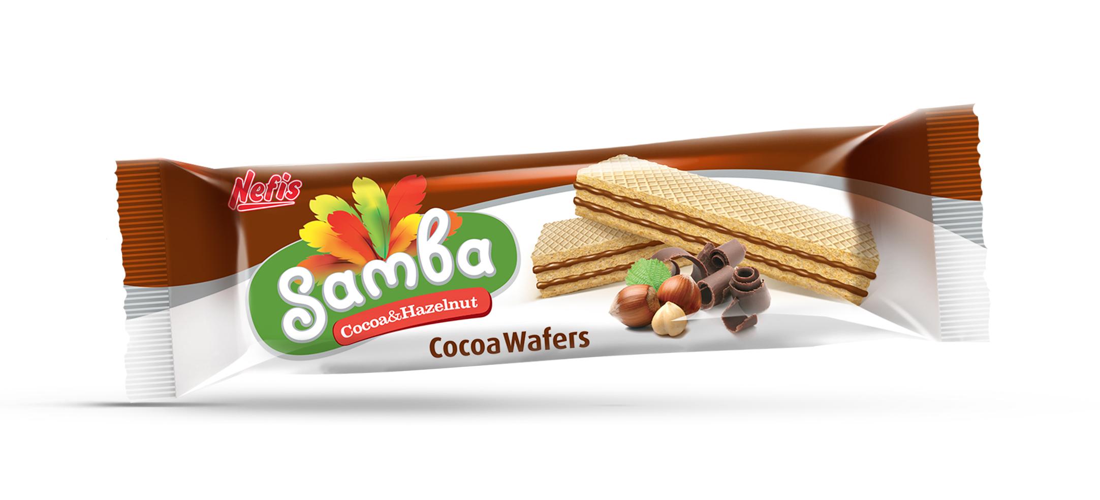 samba cacao si alune 255g